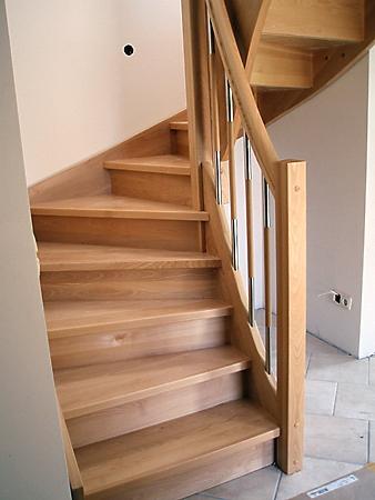 Treppe Mit Setzstufen tischlerei drechslerei manfred fucke treppenbau innenausbau türen